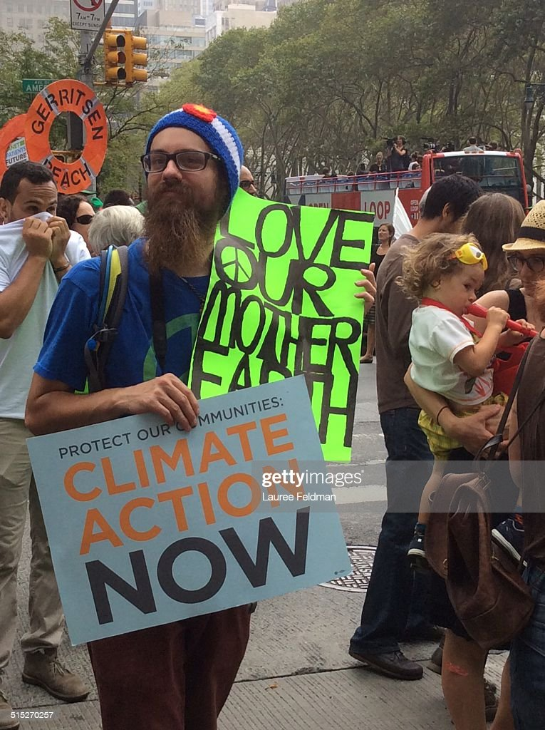 Climate March : News Photo