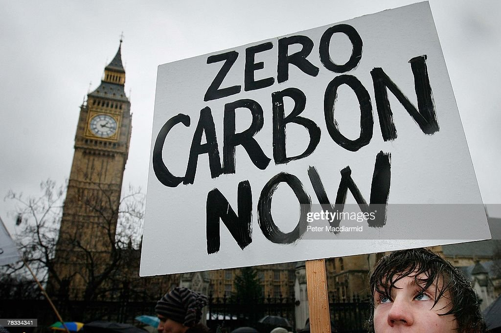 World Climate Change Protest : News Photo