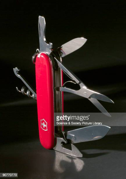 �Climber� model pocket knife The company which became known as Victorinox began supplying the Swiss Army with pocket tool kits in 1891 These kits...
