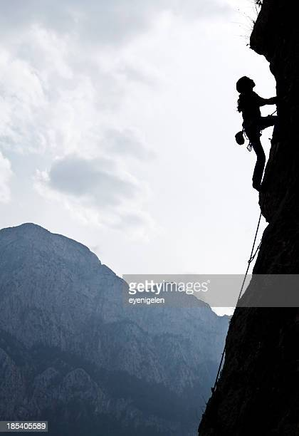 climber - chalk bag stock pictures, royalty-free photos & images