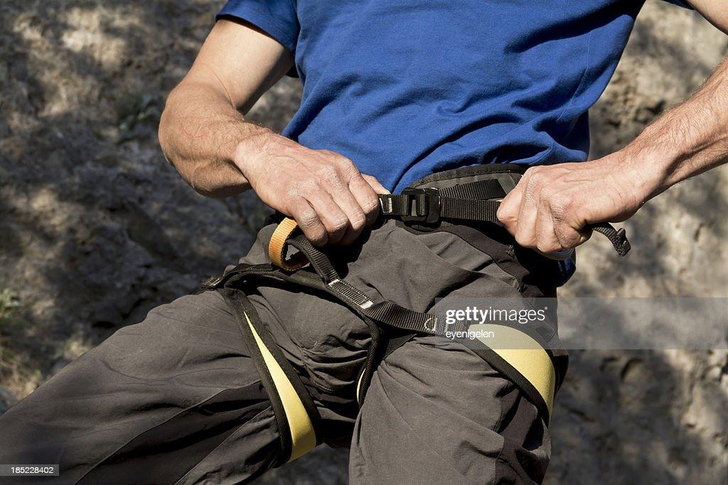 Kletterausrüstung : Kletterausrüstung das wird benötigt i red bull advent