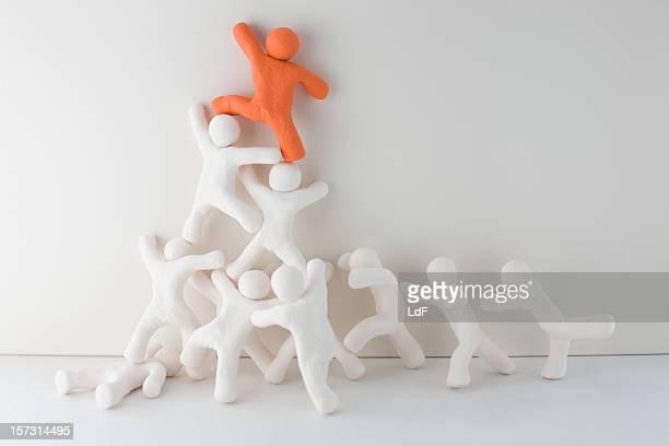 Climbing for success