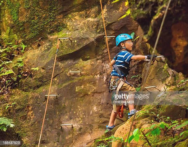 climbing wall in costa rica
