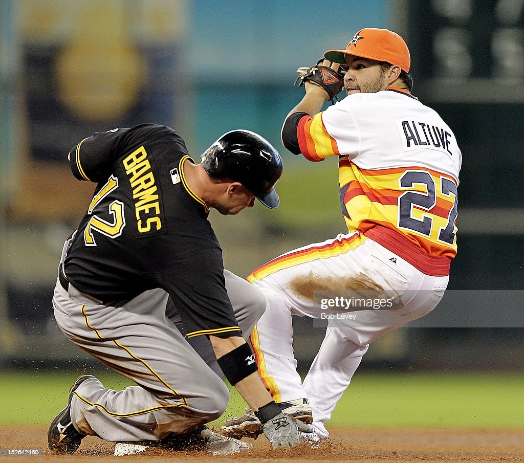 Pittsburgh Pirates v Houston Astros