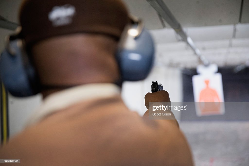 Gun Shop Near Ferguson Sees Increase In Business Ahead Of Awaited