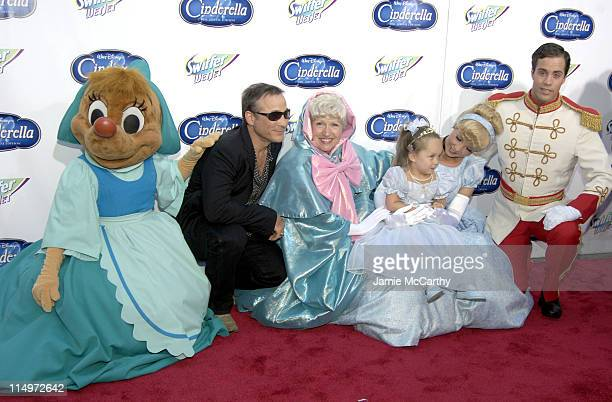 Clint Black daughter Lily Pearl and Disney characters