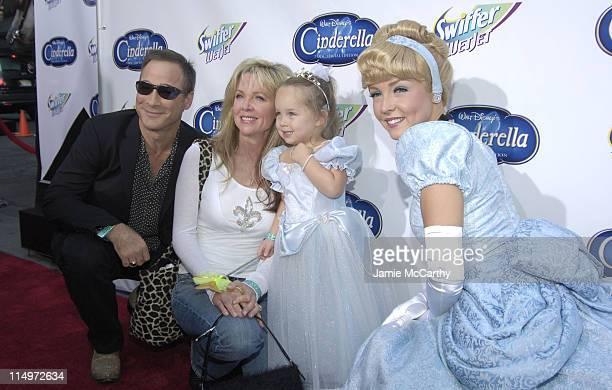 Clint Black daughter Lily Pearl Lisa Hartman and Cinderella