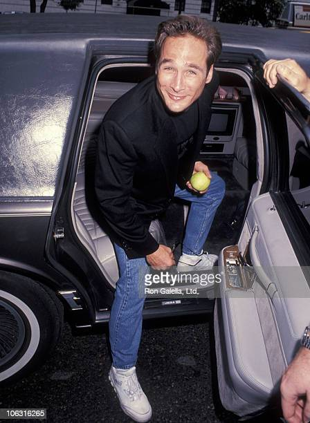Clint Black during Clint Black Sighting at the Regency Hotel July 11 1992 at Regency Hotel in New York City New York United States