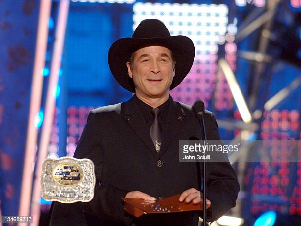 Clint Black presenter Breakthrough Video of the Year