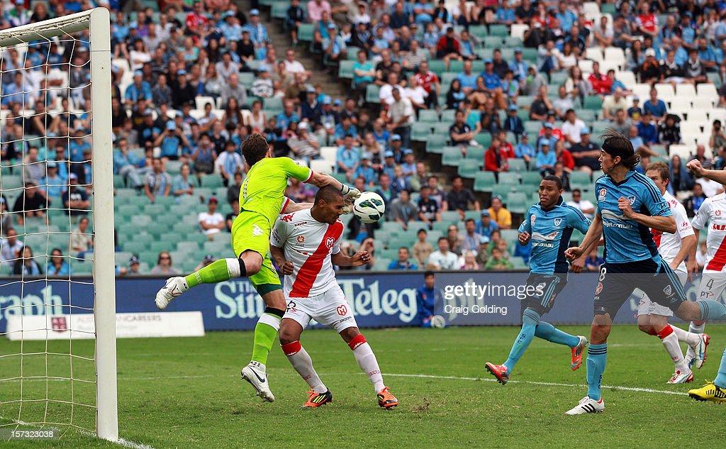 A-League Rd 9 - Sydney v Heart