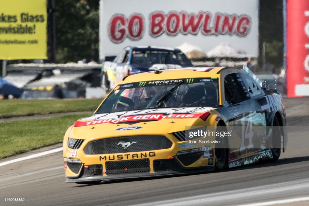 Rush Truck Centers >> Clint Bowyer Driver Of The Rush Truck Centers Haas