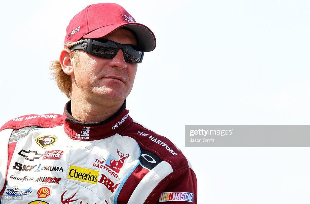 NASCAR Darlington Preview Day 1