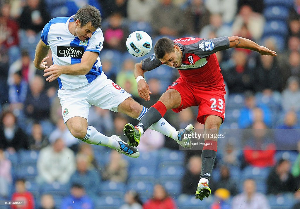 Blackburn Rovers v Fulham - Premier League