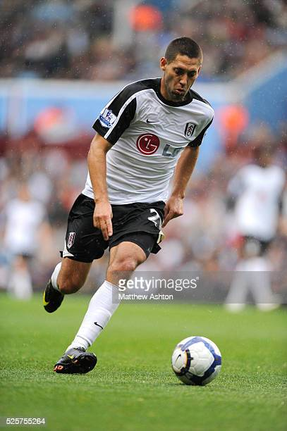 Clint Dempsey of Fulham