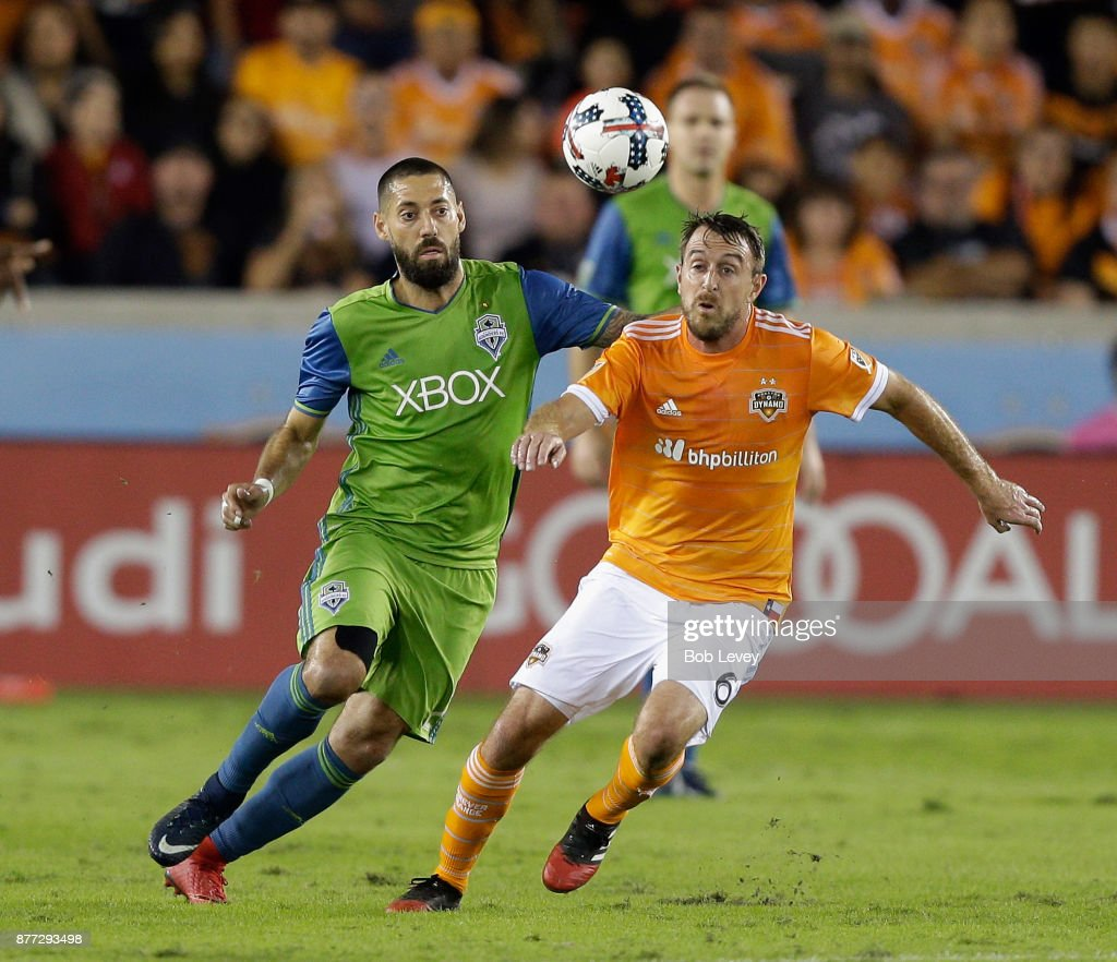 Seattle Sounders v Houston Dynamo - Western Conference Finals - Leg 1