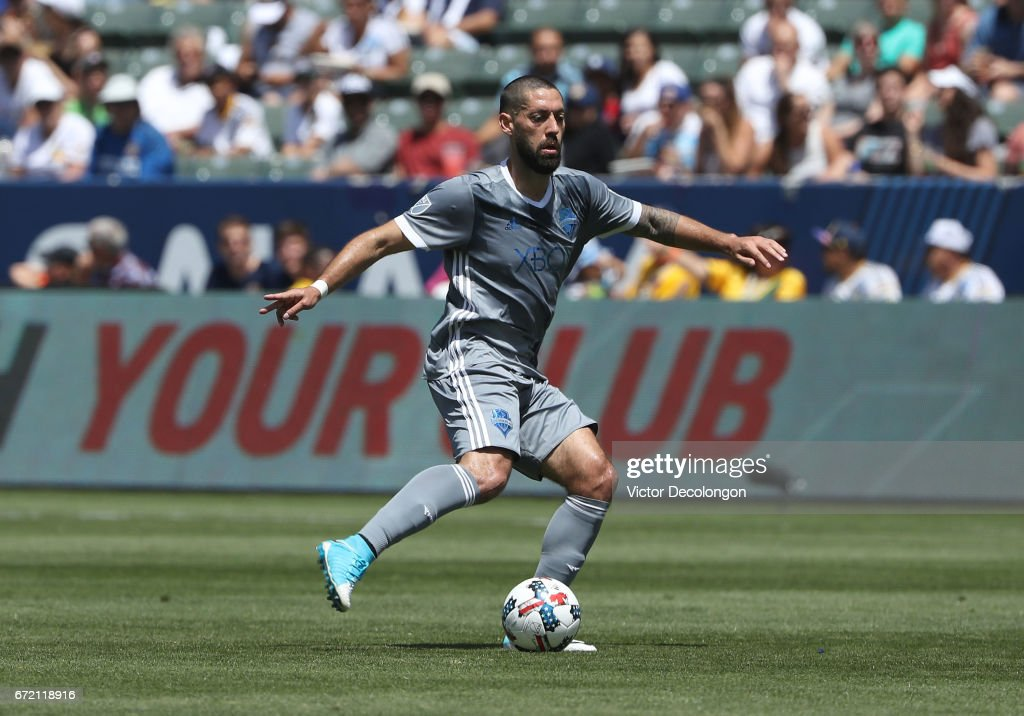 Seattle Sounders FC   v Los Angeles Galaxy : Foto di attualità