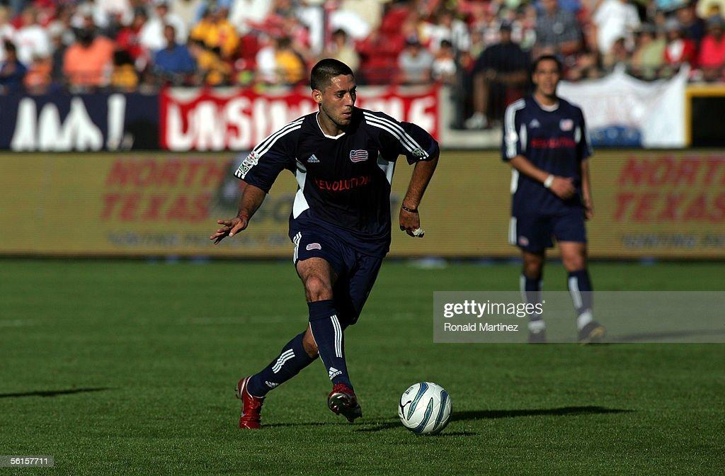 MLS Cup 2005 : News Photo