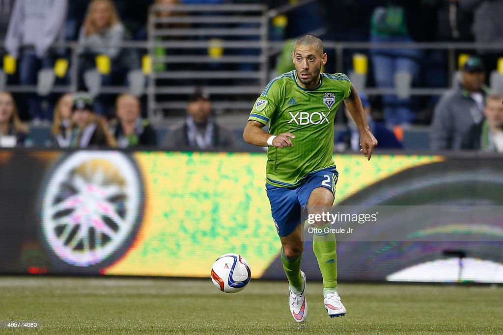 New England Revolution v Seattle Sounders : News Photo