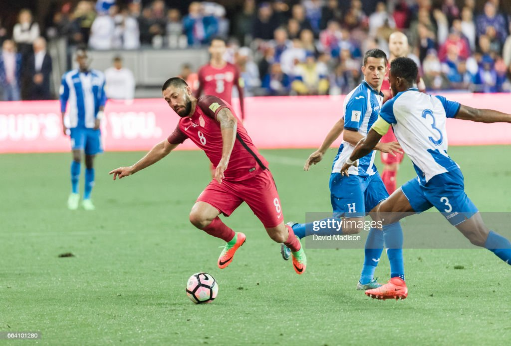 Honduras v United States - FIFA 2018 World Cup Qualifier : News Photo