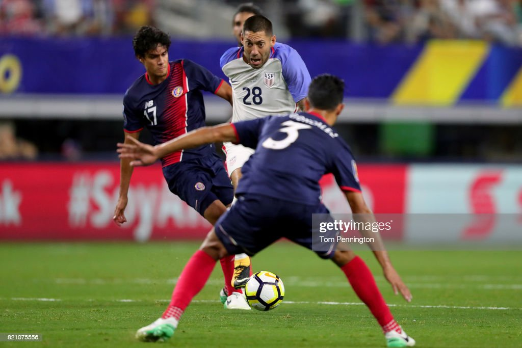 United States v Costa Rica: Semifinal - 2017 CONCACAF Gold Cup : News Photo