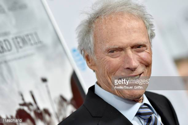 Clint Eastwood attends the premiere of Richard Jewell during AFI FEST 2019 presented by Audi at TCL Chinese Theatre on November 20 2019 in Hollywood...