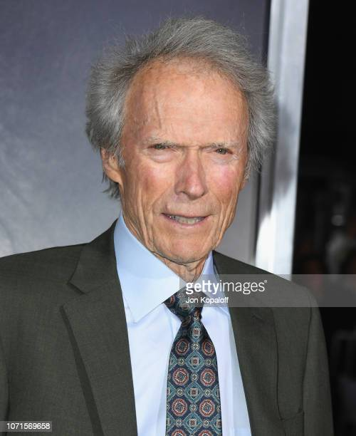 Clint Eastwood attends Warner Bros Pictures World Premiere Of The Mule at Regency Village Theatre on December 10 2018 in Westwood California