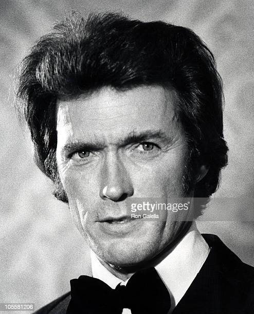 Clint Eastwood during 1971 National Association of Theater Owners Awards at Waldorf Astoria Hotel in New York City New York United States