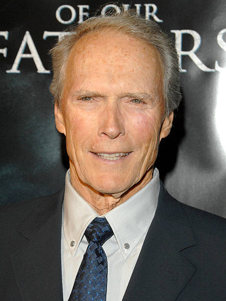 Clint Eastwood During Flags Of Our Fathers Los Angeles Premiere Red Carpet In