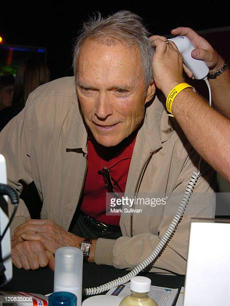 Clint Eastwood in Backstage Creations Talent Retreat