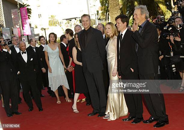Clint Eastwood Kevin Bacon Tim Robbins Laura Linney