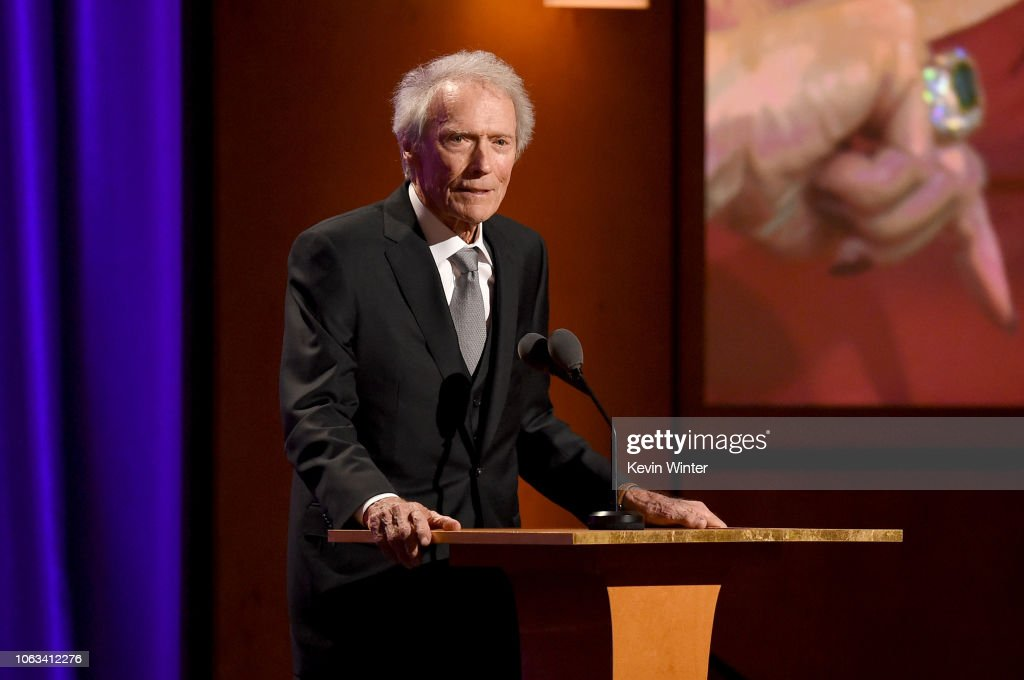 Academy Of Motion Picture Arts And Sciences' 10th Annual Governors Awards - Show : News Photo