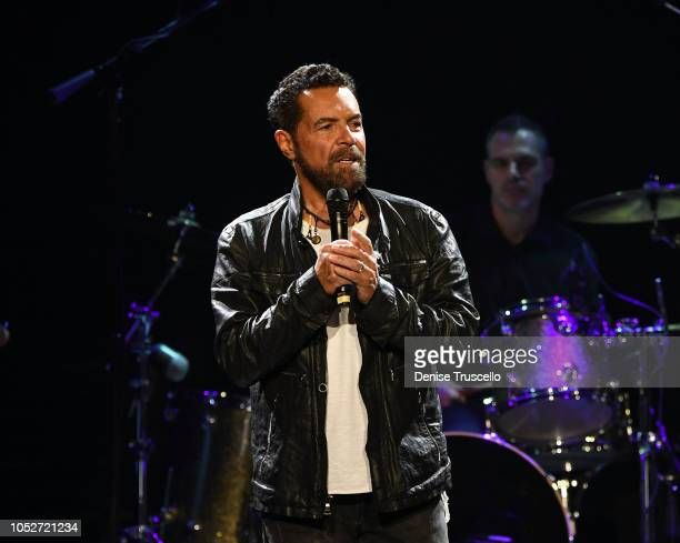 Clint Holmes performs at Las Vegas's 8th annual NF Hope Concert A Benefit for Neurofibromatosis at the Palazzo Theatre at The Palazzo Las Vegas on...