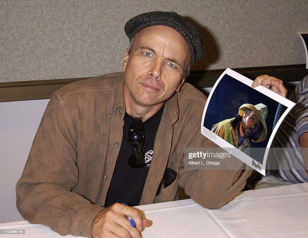 Clint Howard during Creation/Fangoria's 'Weekend Of Horrors' - Day Two at The Pasadena Center in Pasadena, California, United States.