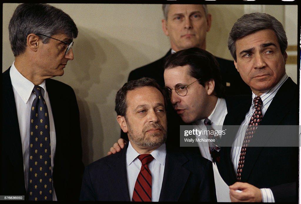 Clinton Cabinet Member Robert Reich