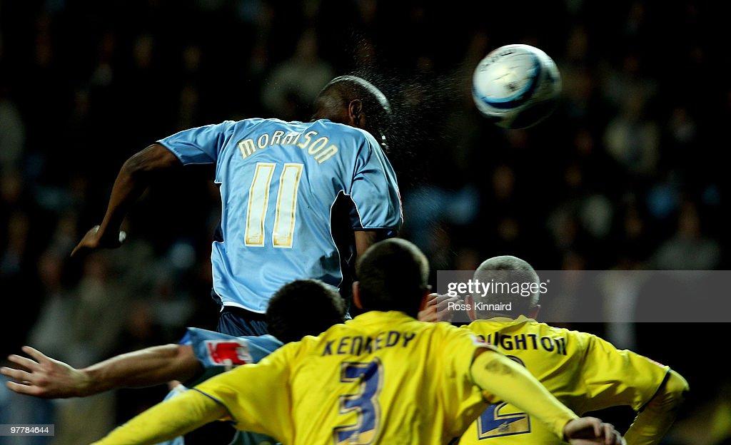 Coventry City v Cardiff City