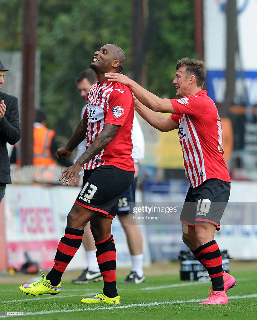 Exeter City v Stevenage - Sky Bet League Two