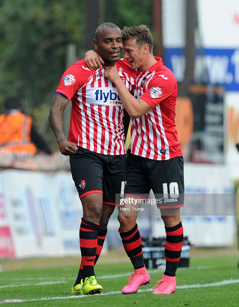 Exeter City v Stevenage - Sky Bet League Two