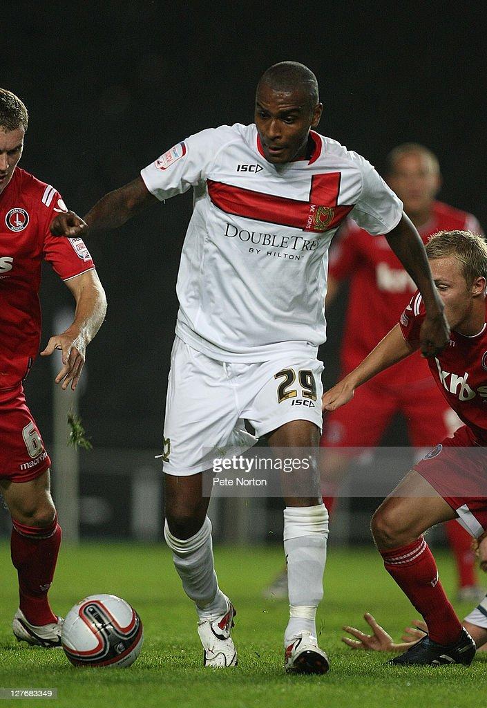 MK Dons v Charlton Athletic - npower League 1