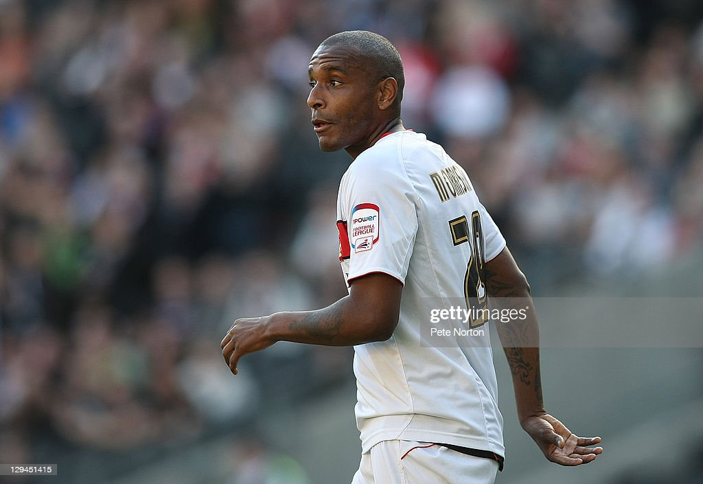 MK Dons v AFC Bournemouth - npower League 1