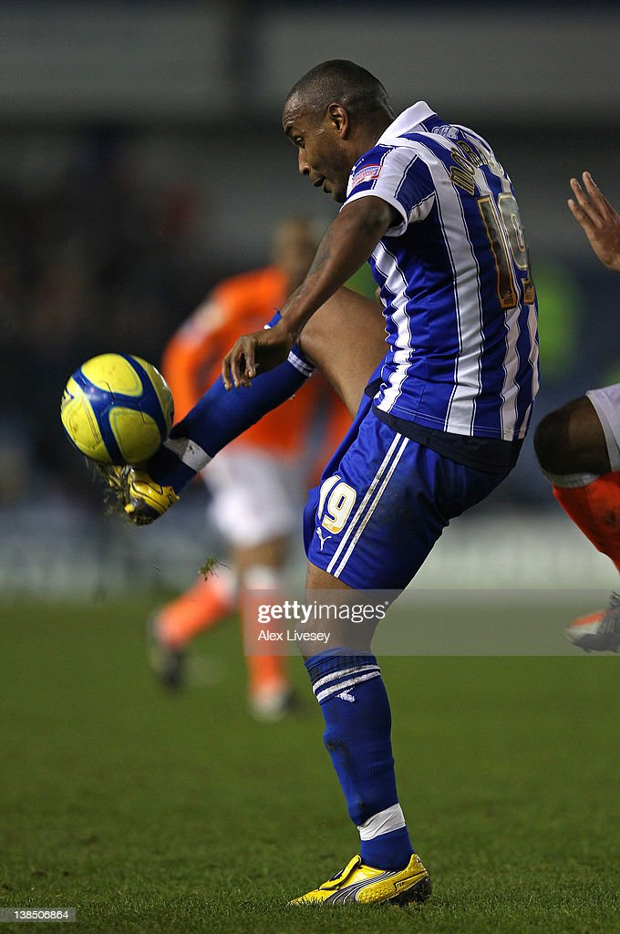 Sheffield Wednesday v Blackpool - FA Cup Fourth Round Replay