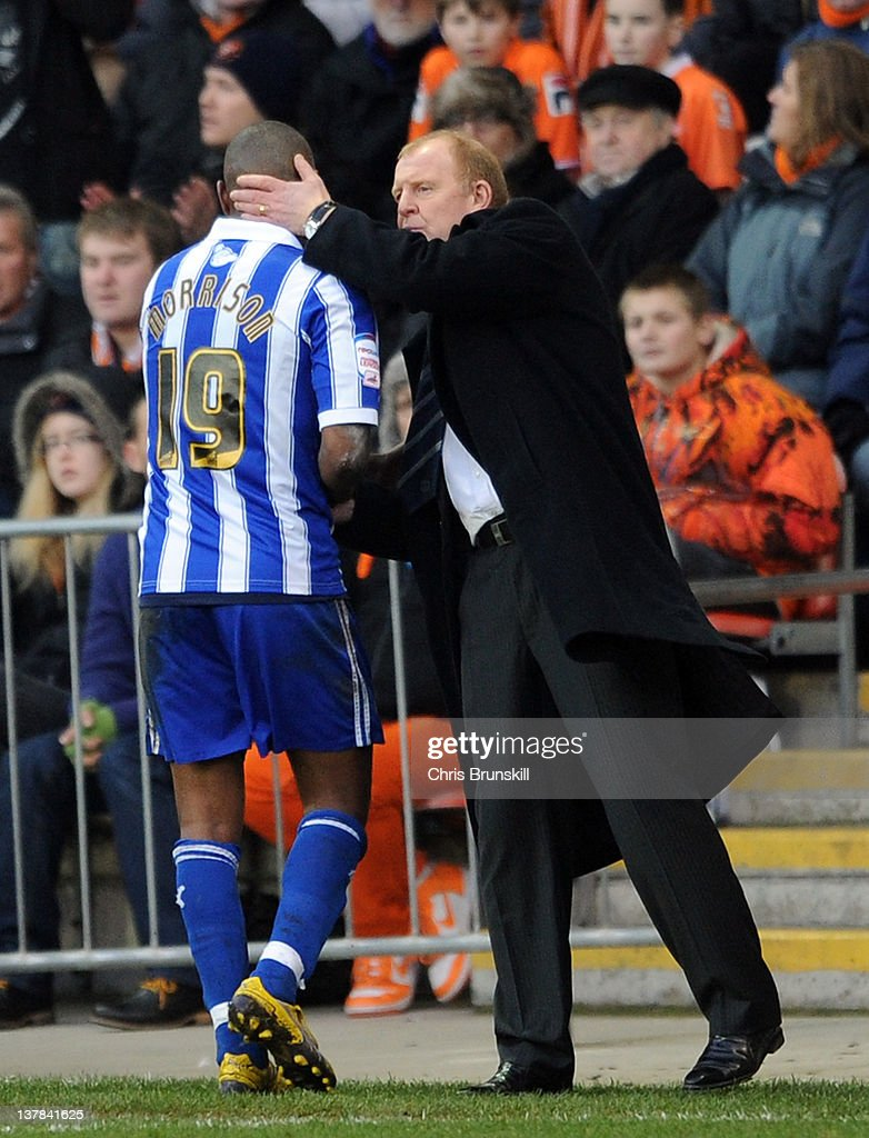 Blackpool v Sheffield Wednesday - FA Cup Fourth Round