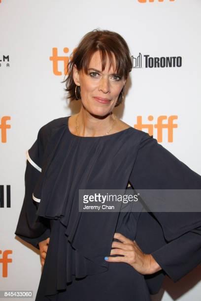 Clio Barnard attends the 'Dark River' premiere during the 2017 Toronto International Film Festival at Winter Garden Theatre on September 10 2017 in...