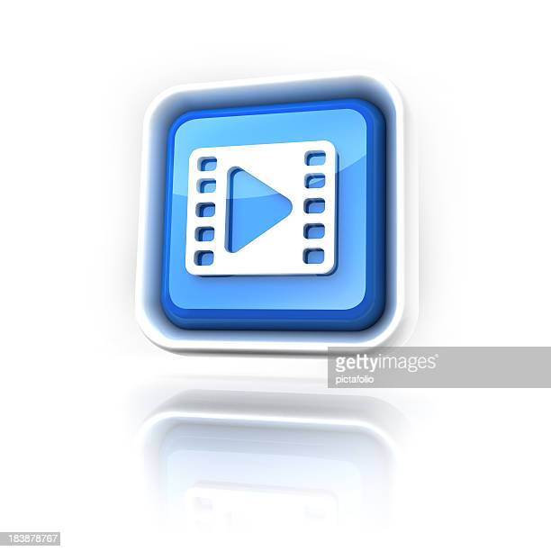 Clip Or streaming Icon