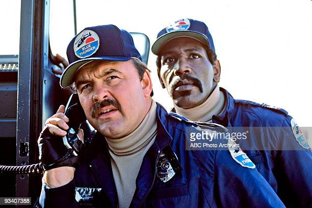 """Clipped Wings"""" - 3/2/84, Ski and Bubba's new boss was Chaney's arch rival.,"""
