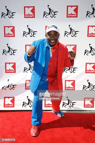 Clipper Darrell attends The Rise Challenge presented by Kmart at Microsoft Square at LA Live on July 16 2016 in Los Angeles California