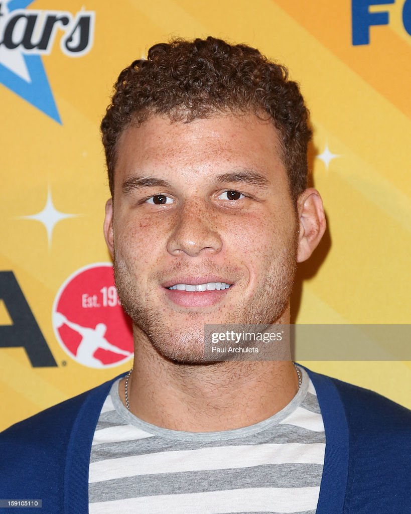 LA Clippers Blake Griffin attends the 5th annual Chris Paul PBA All-Stars charity tournament at Lucky Strike Lanes at L.A. Live on January 7, 2013 in Los Angeles, California.