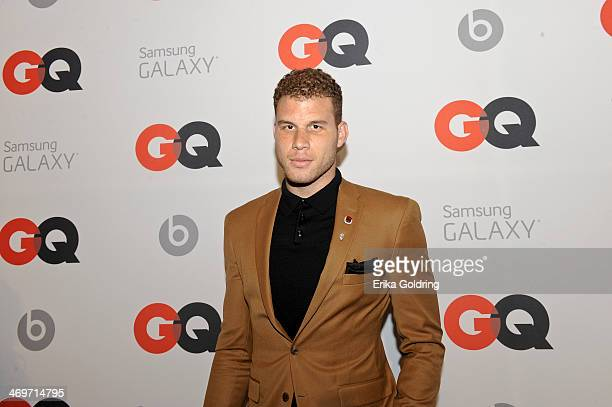 Clippers Power forward Blake Griffin attends GQ & LeBron James NBA All Star Party sponsored by Samsung Galaxy and Beats at Ogden's Museum's Patrick...
