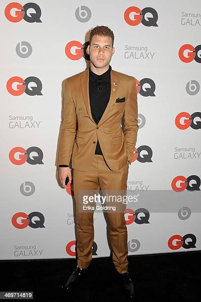 A Clippers Power forward Blake Griffin attends GQ LeBron James NBA All Star Party sponsored by Samsung Galaxy and Beats at Ogden's Museum's Patrick F...