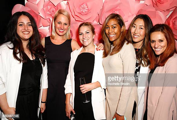 Clique Media Group attends the Who What Wear Visionaries Launch at Ysabel on May 10 2016 in West Hollywood California