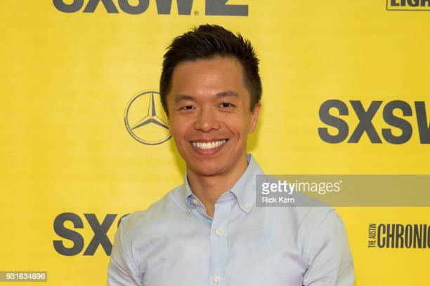 Clive Chang Director of Strategy Business Development at Disney Theatrical Group attends the panel 'Keeping Performing Arts Alive in a Digital World'...